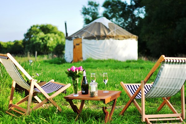 Buy Two Night Glamping Experience for Two