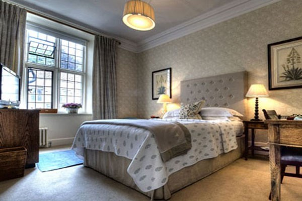 One Night Indulgent Gourmet Escape for Two at Bovey Castle