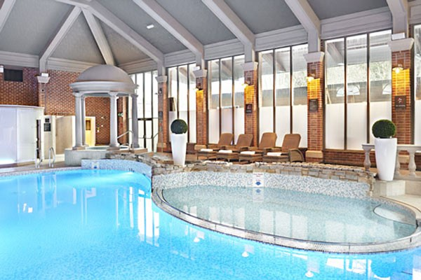 Spa Day With Afternoon Tea For Two At Mottram Hall