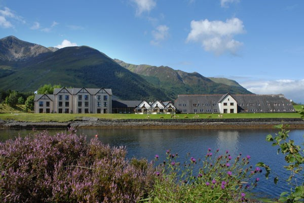 One Night Break with Dinner at The Isles of Glencoe Hotel