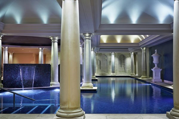 One Night Spa Escape with Treatment and Dining for Two at Alexander House