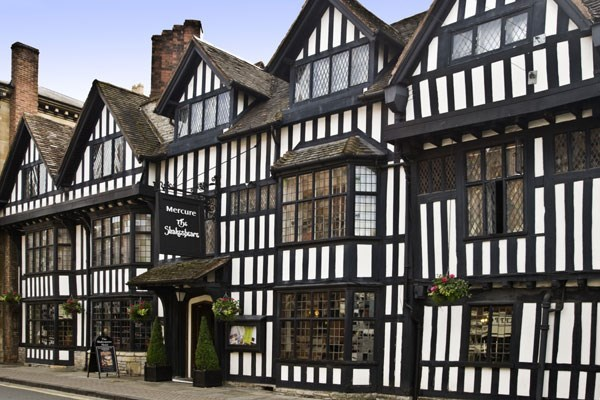 One Night Break at Mercure Stratford Shakespeare