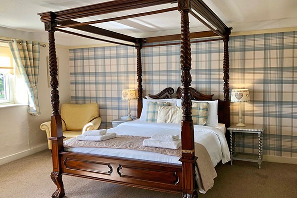 Two Night Break with Dinner at The Rowley Manor Country House Hotel