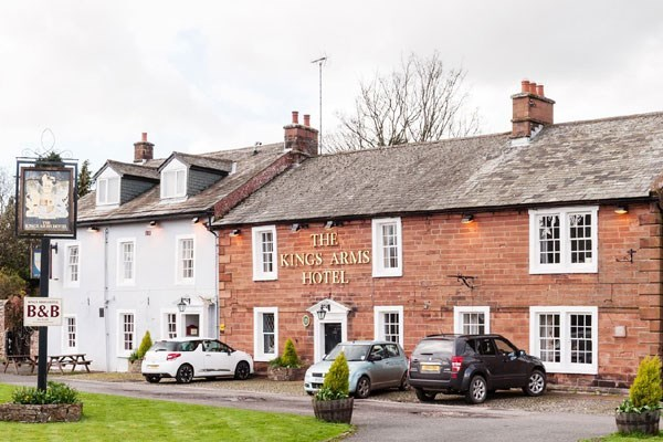 Overnight Lake District Break for Two at The Kings Arms
