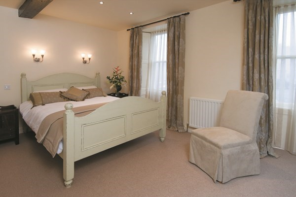 One Night Break for Two with Breakfast at The White Swan Hotel Middleham