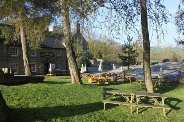Two Night Break for Two at The Manifold Inn, Peak District