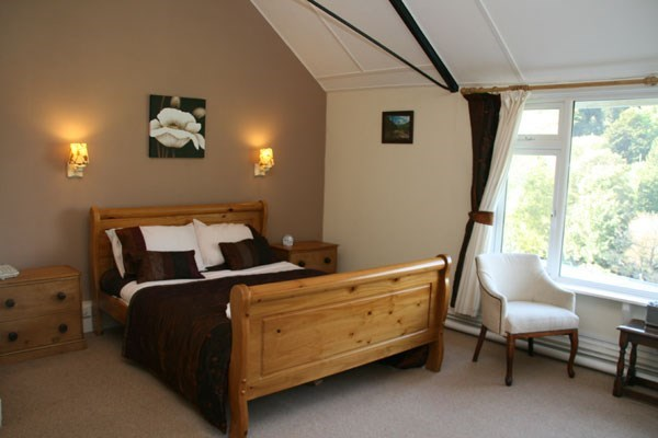 One Night Stay for Two at The Royal Lodge Herefordshire