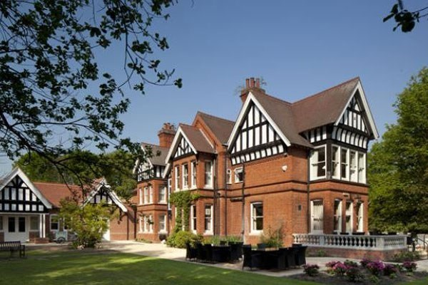 Overnight Break with Breakfast for Two at The Dower House Hotel
