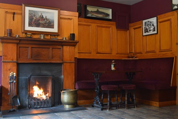 One Night Break with Dinner for Two at The Lochailort Inn