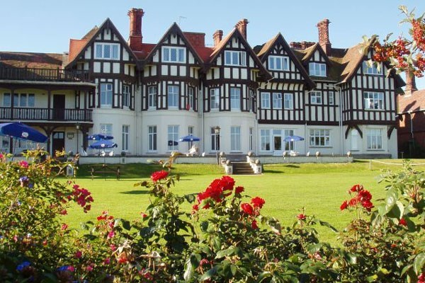 Overnight Stay with Breakfast for Two at The Seamarge Hotel