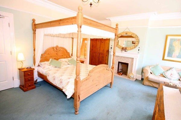 One Night Stay at Charnwood Lodge Guest House for Two