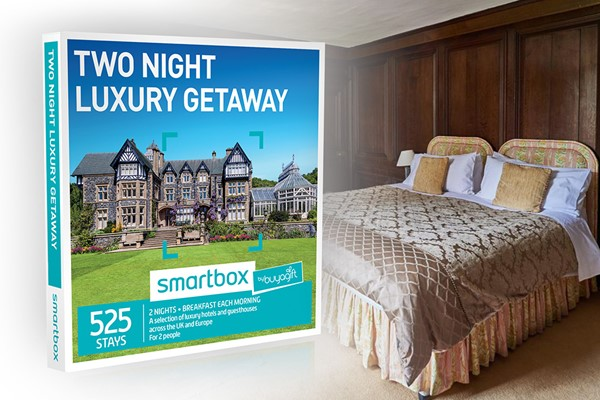 Two Night Luxury Getaway Experience Box
