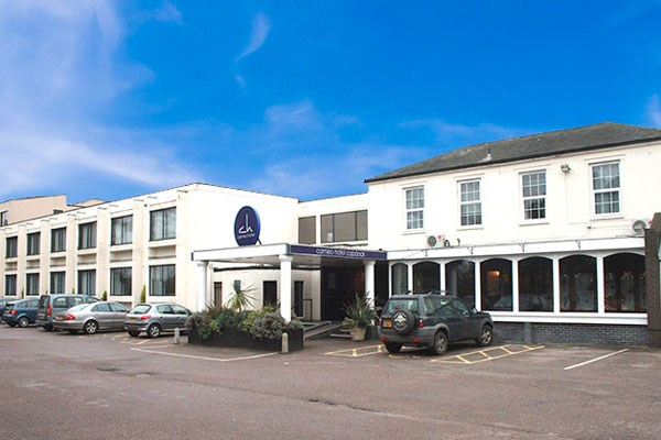 Two Night Break with Dinner for Two at Best Western Ipswich Hotel