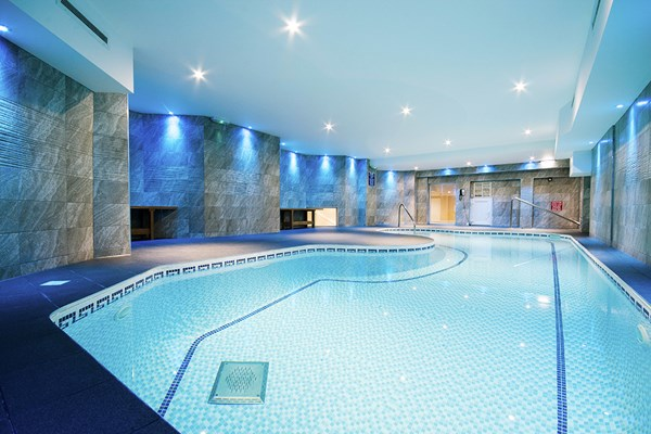 Two Night Spa Break with 50 Minutes of Treatments and Dinner for Two at Durley Dean