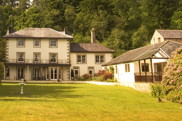 Two Night Break with Breakfast at the Lovelady Shield Country House Hotel