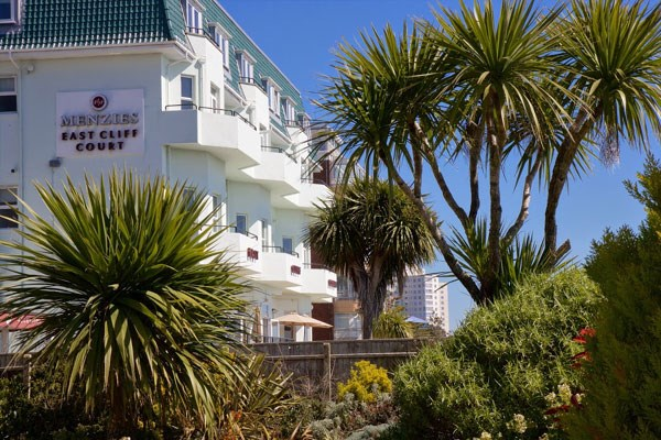 Two Night Break with Dinner and Wine at Hallmark Hotel Bournemouth East Cliff