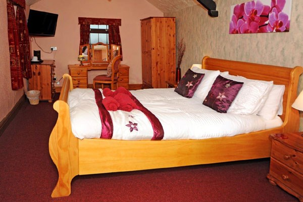 Two Night Getaway at The West Country Inn with Breakfast for Two