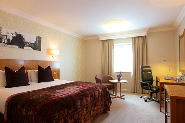 One Night Break with Dinner for Two at Hallmark Hotel Cambridge