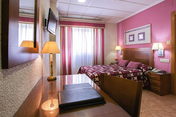 Two Night Break for Two at the Hotel Manolo, Spain