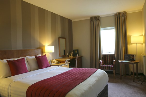 Two Night Break with Dinner at Cedar Court Hotel and Leisure Access