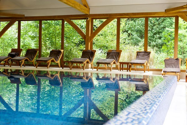 The Spa Escape For Two At Luton Hoo Hotel From Buyagift