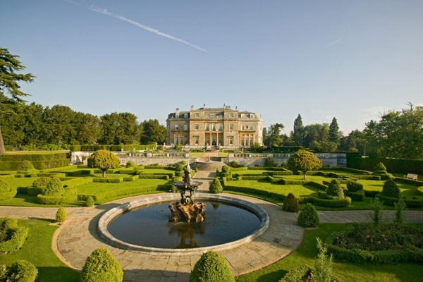 One Night Break with Dinner at Luton Hoo Hotel