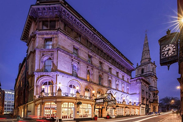 Two Night Escape at Mercure Bristol Grand Hotel for Two