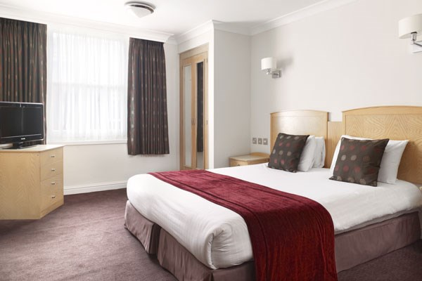One Night Break at Mercure Exeter Rougemont Hotel