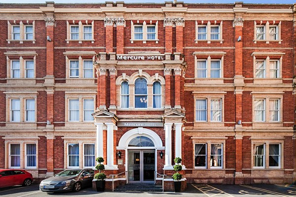 Two Night Break at Mercure Exeter Rougemont Hotel