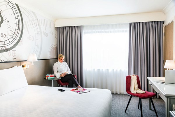 Two Night Break at Mercure Dartford Brands Hatch Hotel