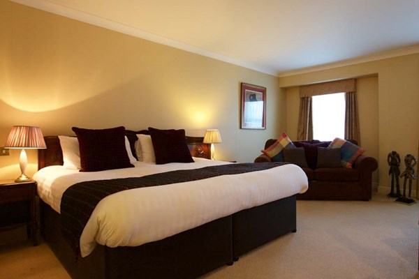 Two Night Break with Dinner at Hallmark Hotel Wrexham Llyndir