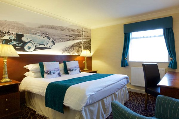 One Night Break with Dinner at Hallmark Hotel Preston Leyland