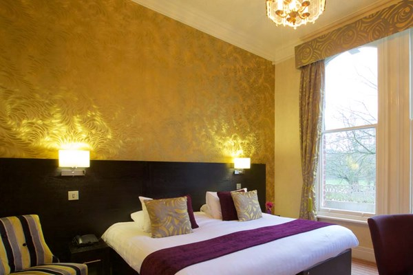 One Night Break with Dinner at Hallmark Hotel Liverpool Sefton Park