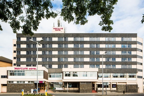 One Night Hotel Break at the Mercure Ayr Hotel