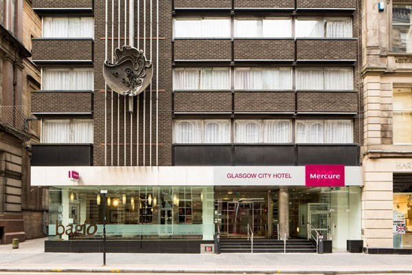 Overnight Break at the Mercure Glasgow City Hotel