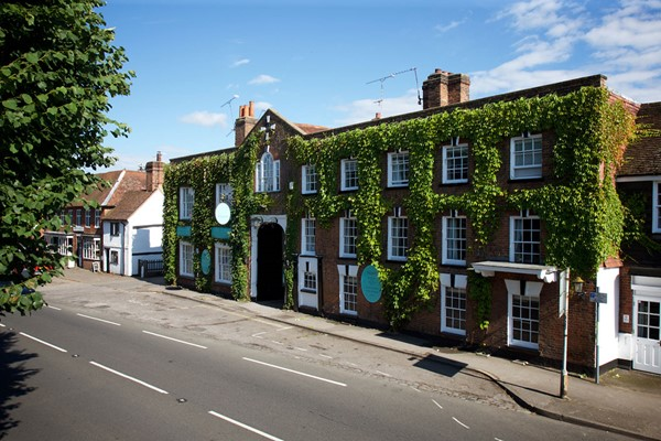 Two Night Escape for Two at The Talbot Inn