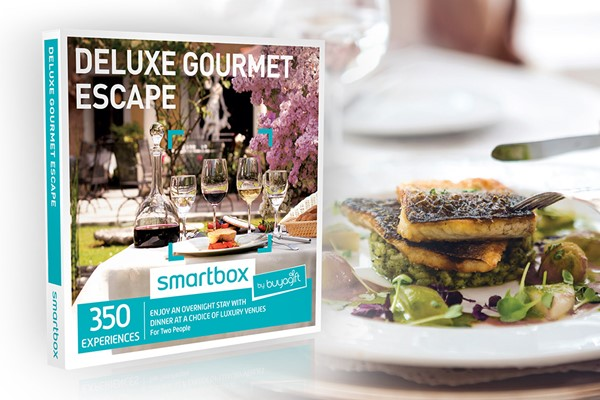 Deluxe Gourmet Escape - Smartbox by Buyagift
