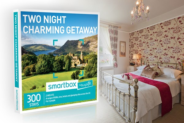 Two Night Charming Getaway - Smartbox by Buyagift