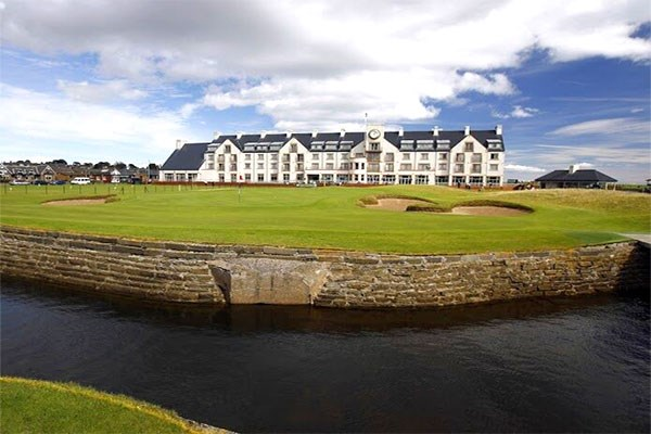 Two Night Escape at Carnoustie Golf Hotel