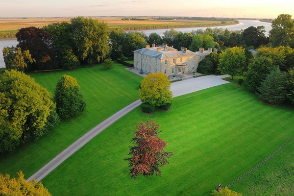 Overnight Break for Two at Saltmarshe Hall