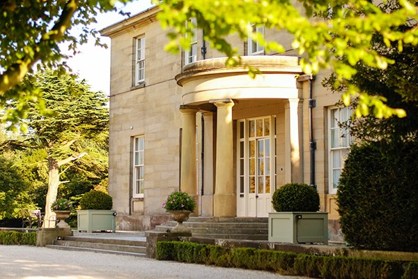 Overnight Break with Dinner for Two at Saltmarshe Hall