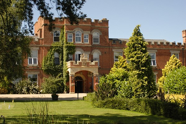 Two Night Spa Break with Dinner for Two at Ragdale Hall