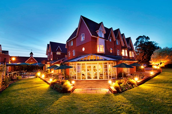 Overnight Break with Dinner at Hempstead House Hotel and Spa