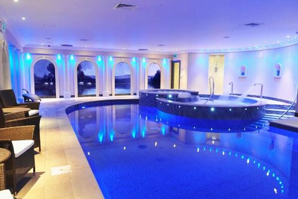 Overnight Spa Break for Two at Hempstead House Hotel & Spa