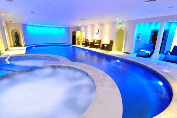 Romantic Spa Break with Dinner for Two at Hempstead House Hotel and Spa