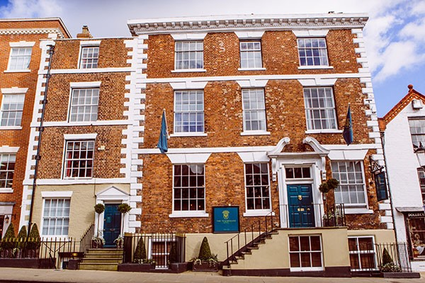Two Night Luxury Stay at The Chester Townhouse for Two