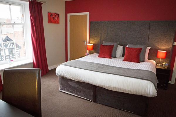 Overnight Stay for Two at The Townhouse Chester