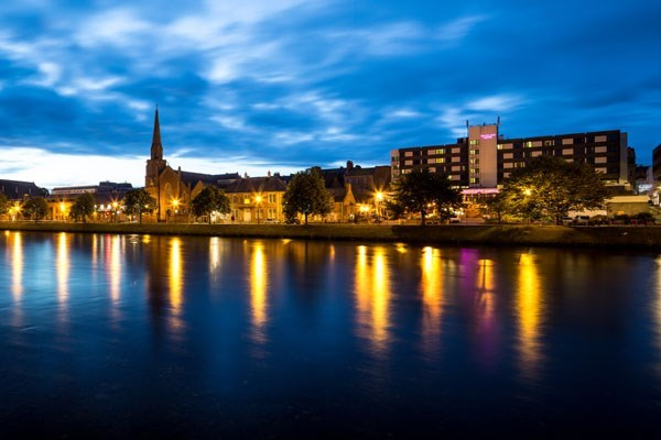 One Night Hotel Break at Mercure Inverness Hotel