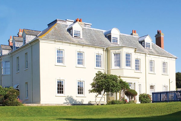Overnight Break with Dinner for Two at Moonfleet Manor