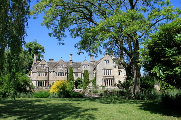 Overnight Break with Dinner for Two at Woolley Grange Hotel